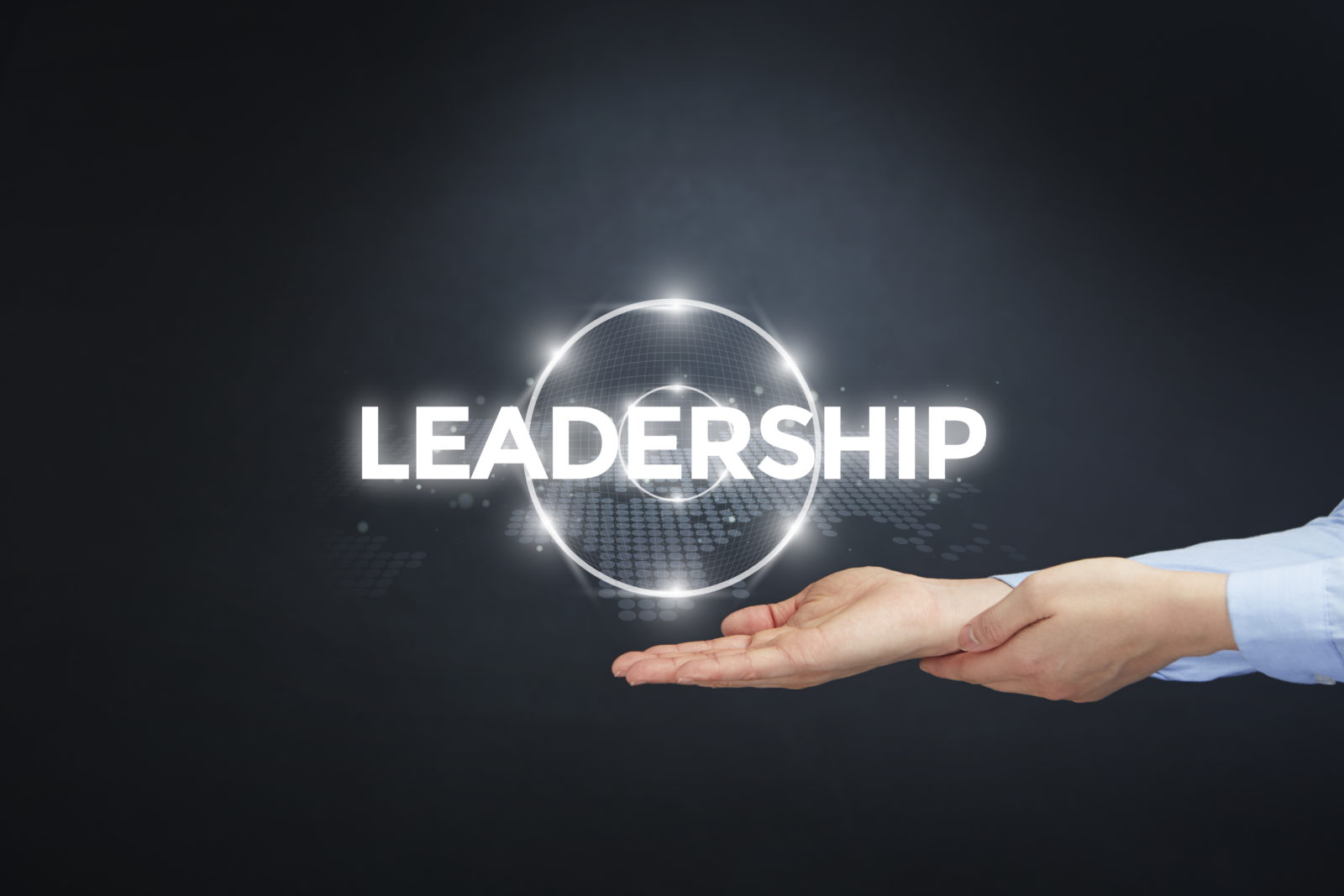 a leader in you